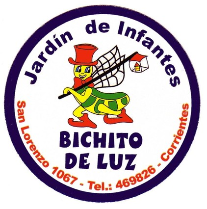 Jardin de infantes privado bichito de luz en corrientes for Bichito de luz jardin